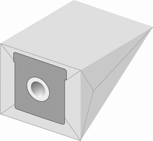 Staubsaugerbeutel W38 Papierfilter Profi 10