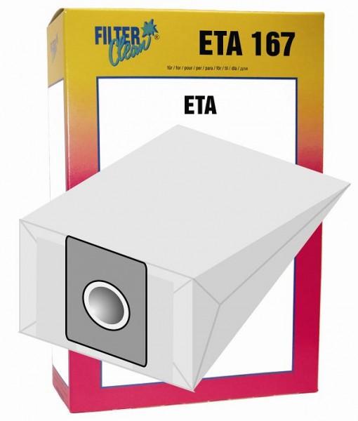 Staubsaugerbeutel ETA 167 Papierfilter