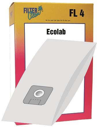 Staubsaugerbeutel FL4 Papierfilter Floormatic ST22
