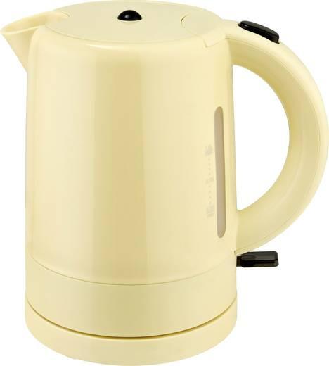 Wasserkocher 1Liter Efbe 2200W,Vanille