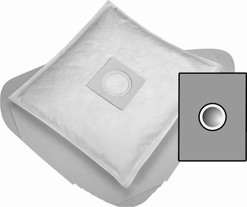 Mikrofaserbeutel Uni I für Handstaubsauger