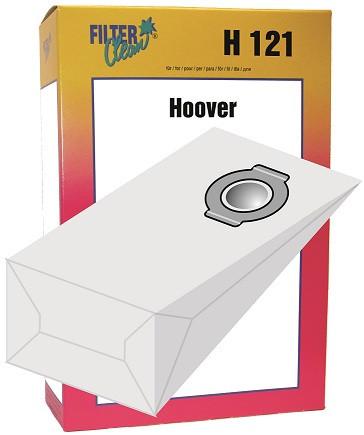 Staubsaugerbeutel H121 Papierfilter Hoover
