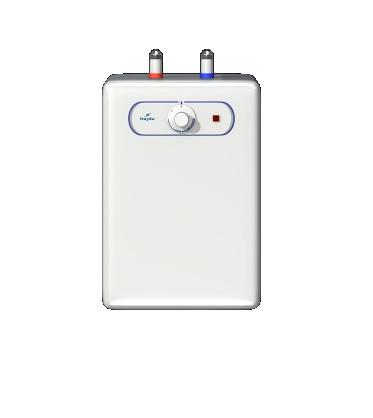 Heißwasserspeicher FTA10 101 Untertisch Hajdu