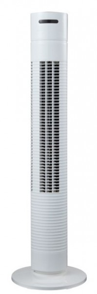 Tower-Ventilator FD-80CDT 35W Heller weiß