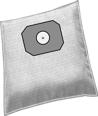 Staubsaugerbeutel W996m Mikrovlies