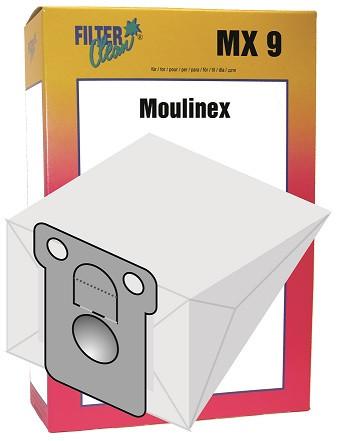 Staubsaugerbeutel MX9 Papierfilter Powerclass