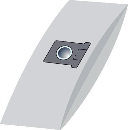 Staubsaugerbeutel SO5 Papierfilter Krups