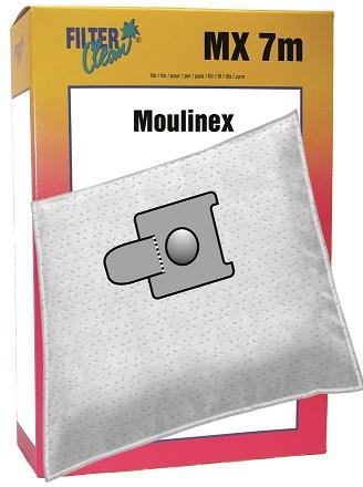 Staubsaugerbeutel MX7m Mikrovlies Moulinex