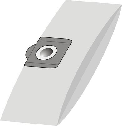 Staubsaugerbeutel W997 Papierfilter