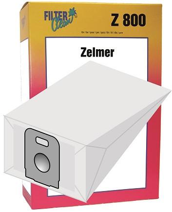 Stausaugerbeutel Z800 Papierfilter Zelmer