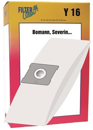 Staubsaugerbeutel Y16 Papierfilter