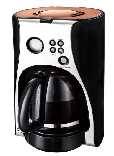 Kaffemaschine CM1050TCO Design Edelstahl Copper ,Timer, Efbe