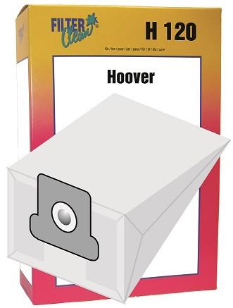 Staubsaugerbeutel H120 Papierfilter Hoover Compact