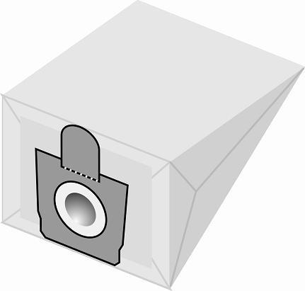 Staubsaugerbeutel S2/10 Papierfilter Siemens