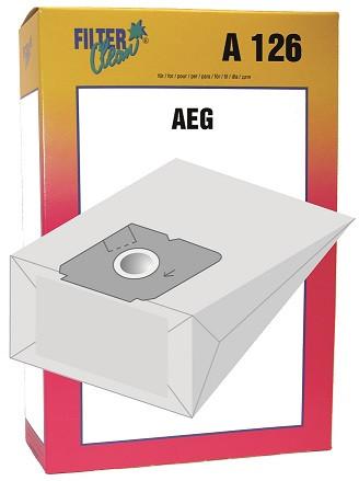 Staubsaugerbeutel A126 Papierfilter, Gr. 28 AEG