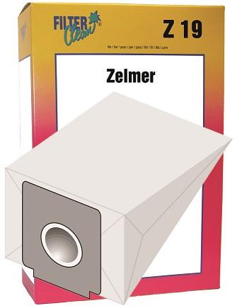 Staubsaugerbeutel Z19 Papierfilter