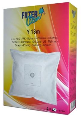 Staubsaugerbeutel Y18m Mikrovlies