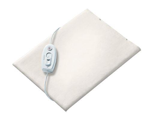 Heizkissen Sanitas 100W, 3 Wärmestufen, 40x30 cm, weiß
