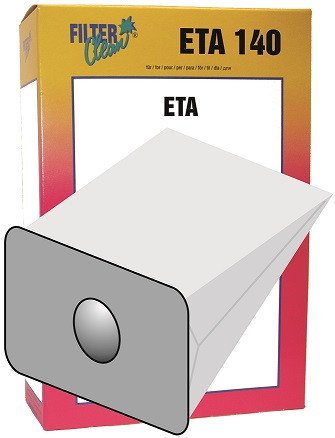Staubsaugerbeutel ETA140 Papierfilter Bomann,Schäfer