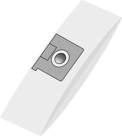 Staubsaugerbeutel W23 Papierfilter