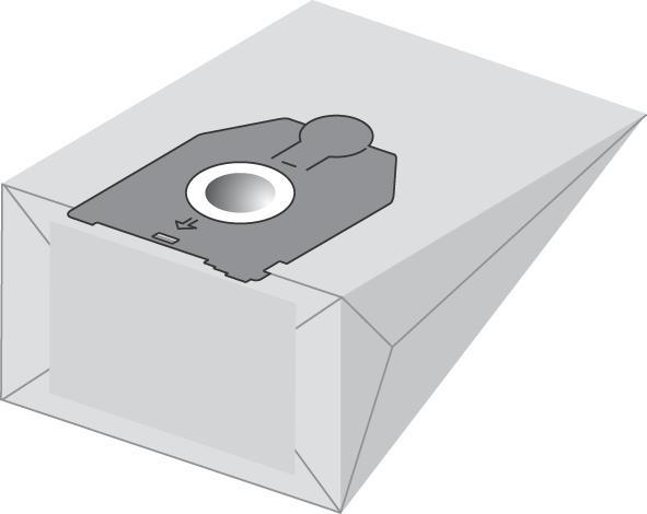 Staubsaugerbeutel W25 Papierfilter