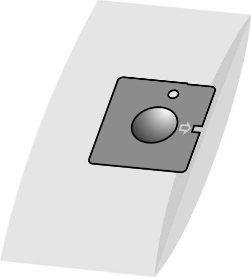 Staubsaugerbeutel W13 Papierfilter