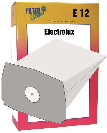 Staubsaugerbeutel E12 Papierfilter Elektrolux