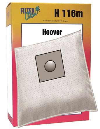 Staubsaugerbeutel H116m Mikrovlies Hoover