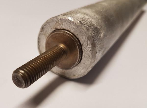 Aktivanode 22442 Hajdu Länge 250mm ø31 Gewinde M8x30mm