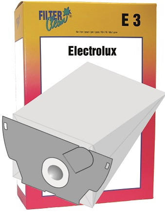 Staubsaugerbeutel E3 Papierfilter Elektrolux