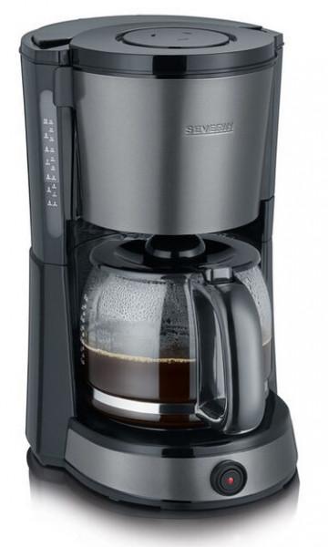 Kaffeemaschine KA9543 mit Glaskanne schiefergrau