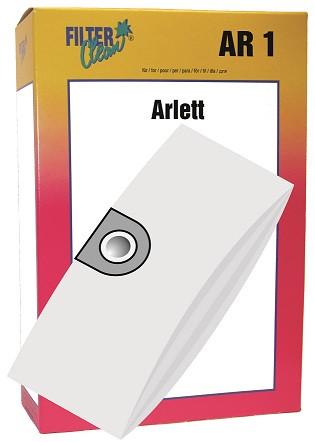 Staubsaugerbeutel AR1 Papierfilter AR1, Vax, A0492