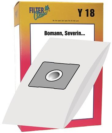 Staubsaugerbeutel Y18 Papierfilter