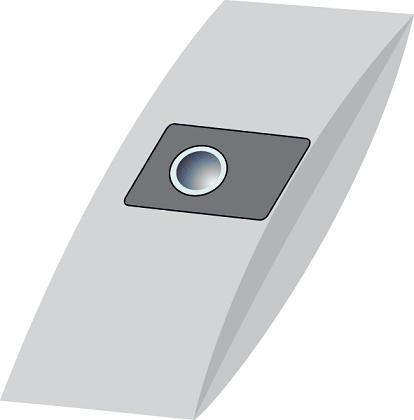 Staubsaugerbeutel SO4 Papierfilter