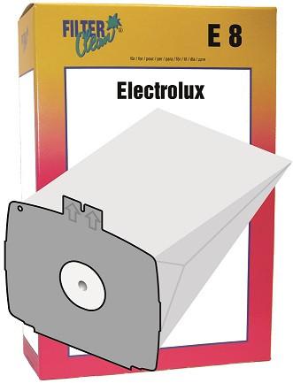 Staubsaugerbeutel E8 Papierfilter Electrolux, Volta