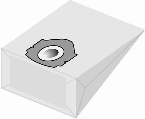 Staubsaugerbeutel SV3 Papierfilter Power Vac Multi