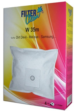 Staubsaugerbeutel W35m Mikrovlies