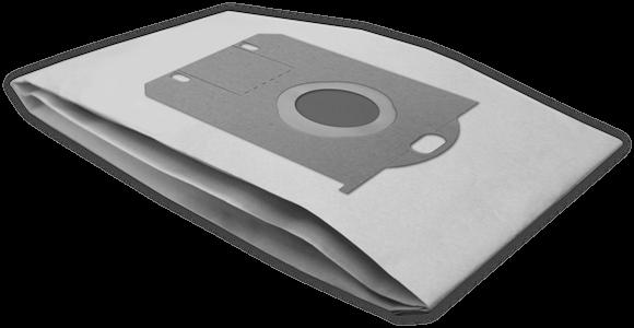 Staubsaugerbeutel E5 Papierfilter Electrolux
