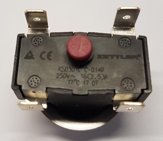 Schutztemperaturbegrenzer HWS2015-2200 EGS