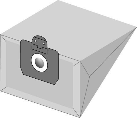 Staubsaugerbeutel TA5 Papierfilter Vento Taski 15