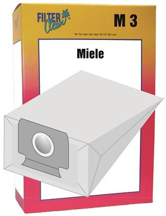 Staubsaugerbeutel M3 Papierfilter Miele