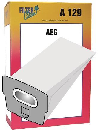 Staubsaugerbeutel A129 Papierfilter, Akku- Accurette