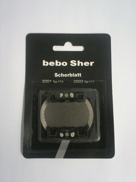 Scherfolie 011710 bebo Sher 2001/2003 Nr172,272