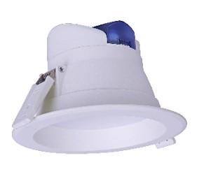 LED-Einbaustrahler 81-3151 10 W IP44 weiß, 3000k Diefra