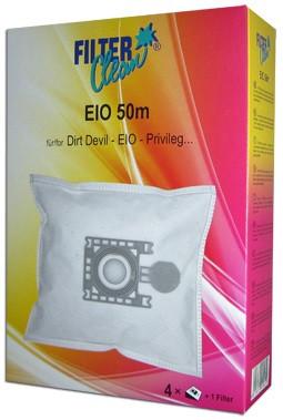 Staubsaugerbeutel EIO50m Mikrovlies mikroMax