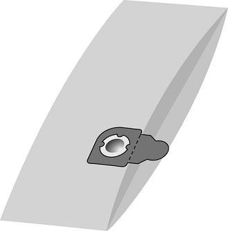 Staubsaugerbeutel W44 Papierfilter