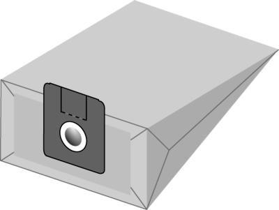 Staubsaugerbeutel TA1 Papierfilter Taski