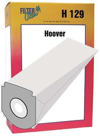Staubsaugerbeutel H129 Papierfilter Hoover