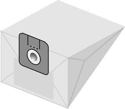 Staubsaugerbeutel TA3 Papierfilter Bora vacumat