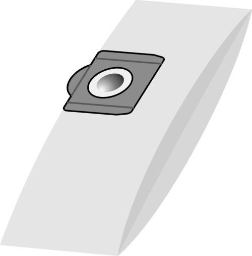 Papierfilter Rowenta Multicraft 19 l